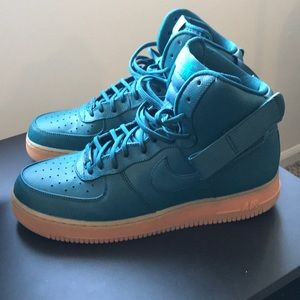Women's Air Force 1 High top Size 12